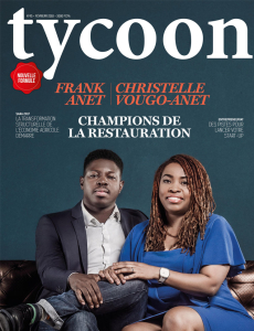 Tycoon, Frank Anet, Christelle Vougo