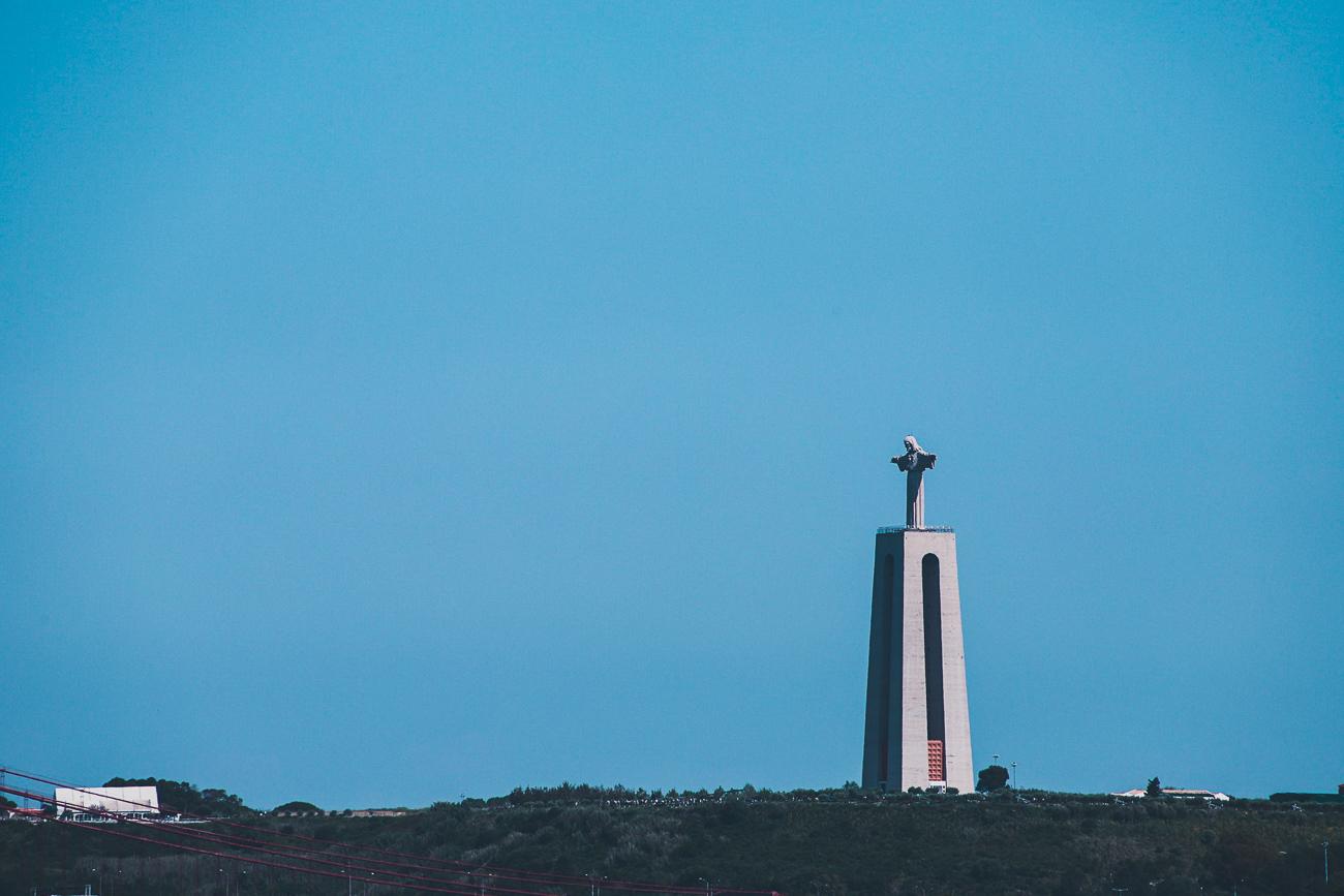 Cristo Rei, Lisbonne