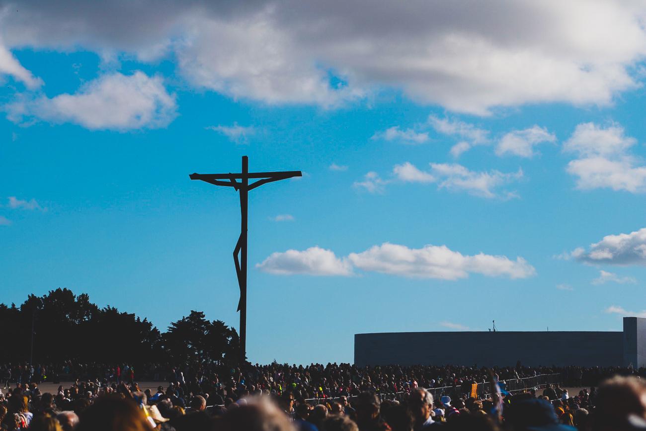 Croix Notre Dame de Fatima