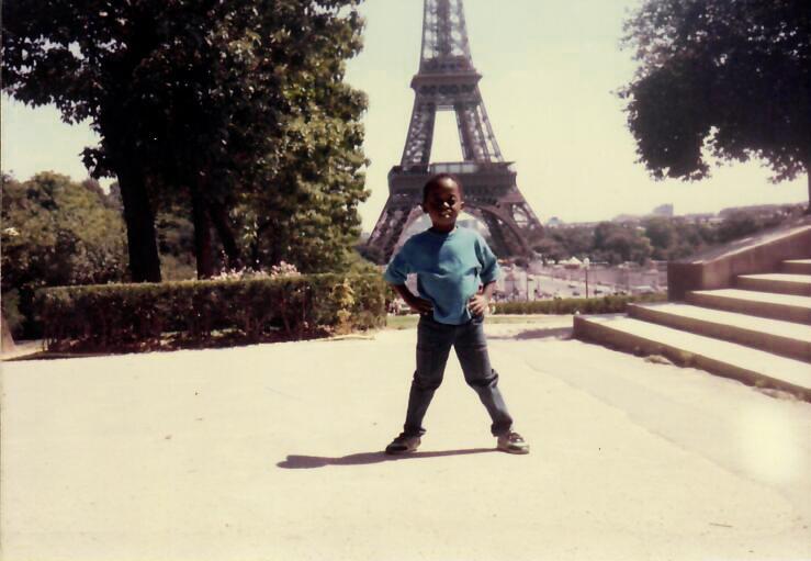 Petit Stéphane K à Paris