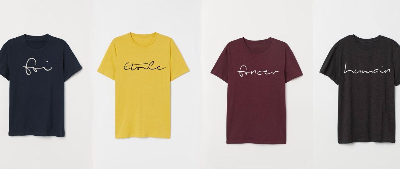 Mot de la semaine, tee-shirt, iamstephanek, stephane k